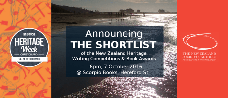 Heritage Writing Competition Shortlist