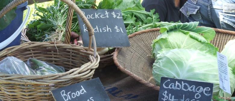 Poukawa Country Market