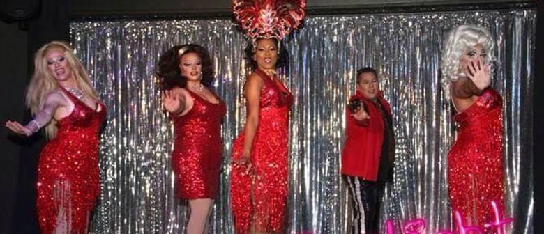 Limelight Cabaret Drag Queen Xmas Show