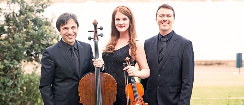 Streeton Trio In Waikanae