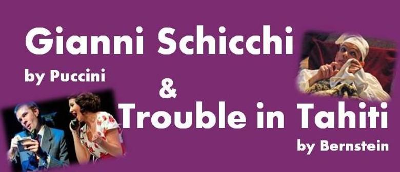 Opera Off Broadway - Trouble In Tahiti & Gianni Schicchi