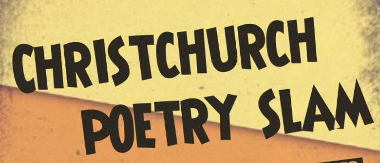 Christchurch Poetry Slam