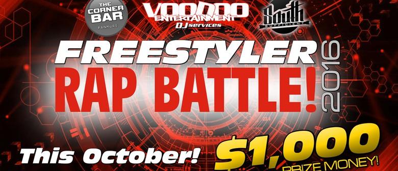 Freestyler Rap Battle 2016