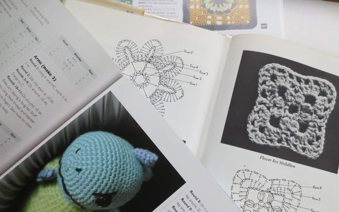 Understanding Crochet Patterns And Charts Upper Hutt Eventfinda