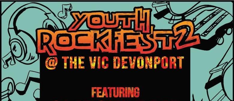 Youth Rockfest #2 - Skits - Slipstream - Chu Chus - Shed