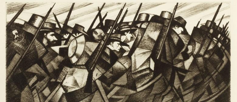 European Artists of The First World War