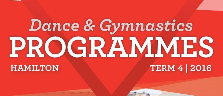 YMCA Preschool Gymnastics: 3yrs - 4yrs