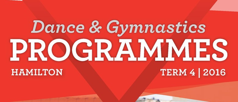 YMCA Preschool Gymnastics: 3yrs - 4yrs