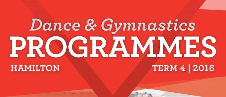 YMCA After School Gymnastics: Stages (Intermediate)