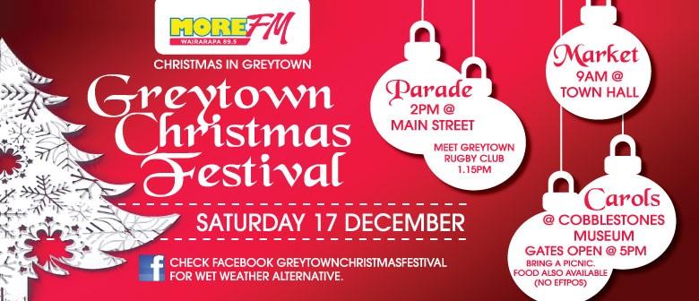 MoreFm's Christmas In Greytown