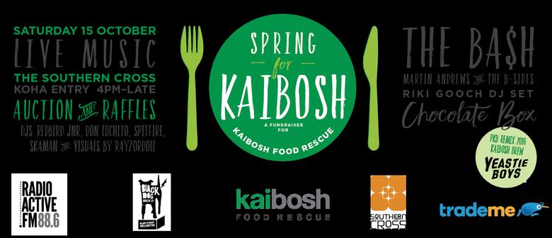 Spring for Kaibosh