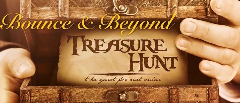Bounce & Beyond Treasure Hunt