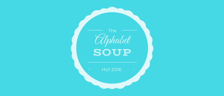Alphabet Soup Hui 2016