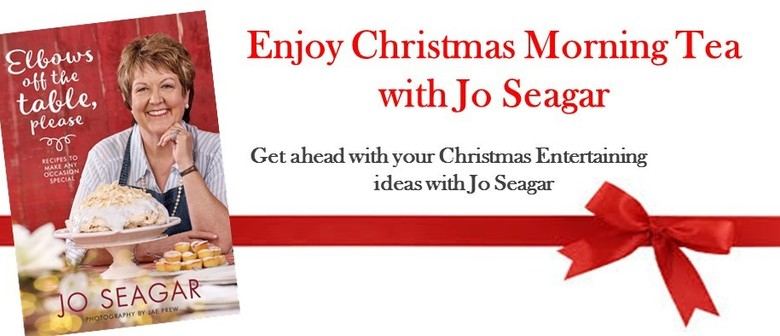 Enjoy Christmas Morning Tea With Jo Seagar