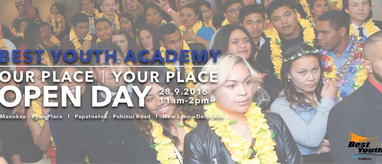 Best Youth Academy Open Day
