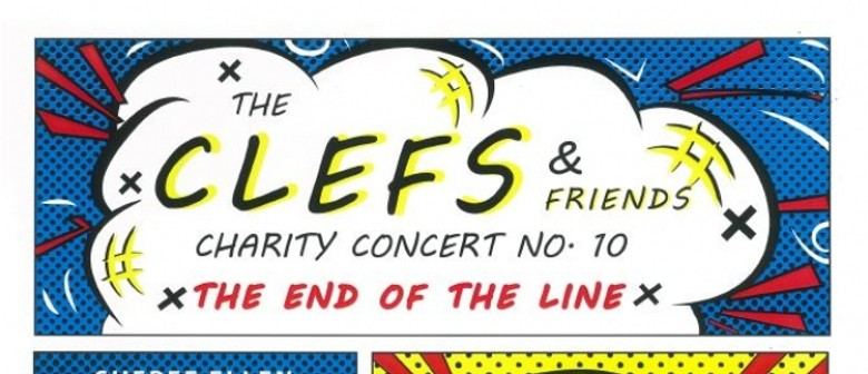The End of The Line - Clefs and Friends Charity Concert