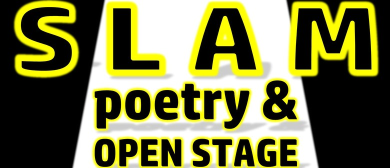 Slam Poetry and Open Stage