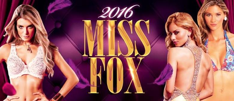 Miss Fox 2016