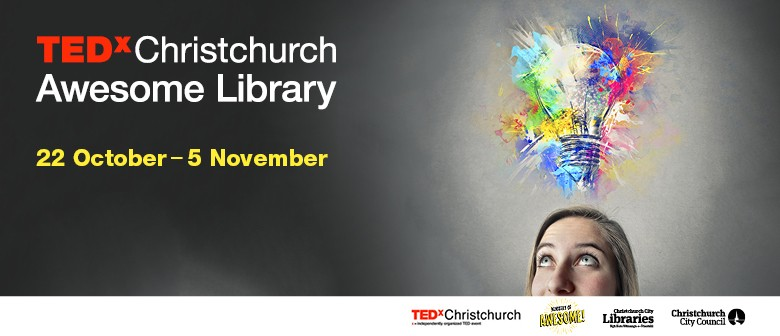 TEDxChristchurch Awesome Library