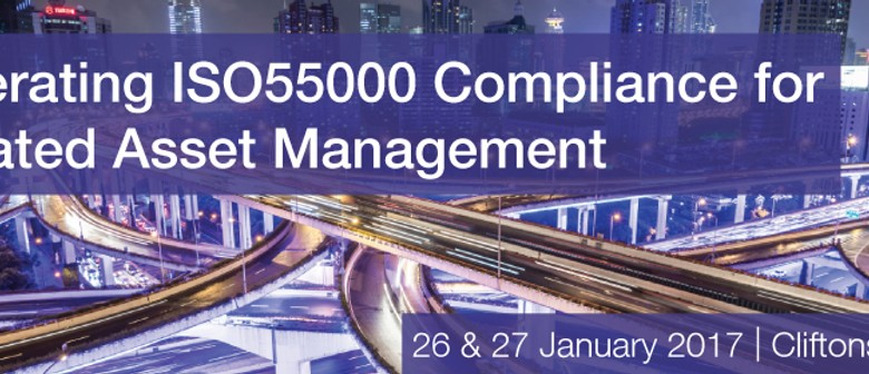 Accelerating Compliance for Integrated Asset Management