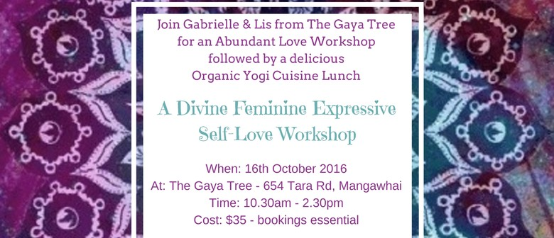 Abundant Love - Devine Feminine Workshop
