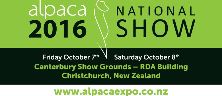 Alpaca 2016 National Show