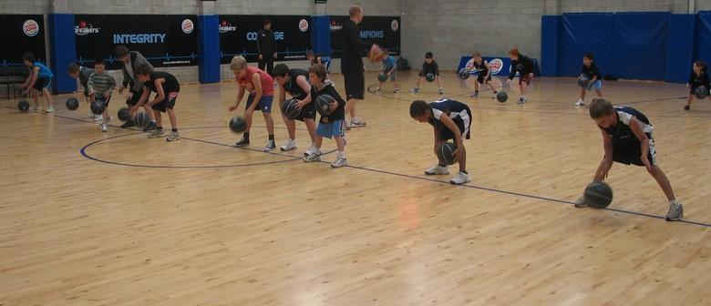 Kids Basketball Holiday Camp