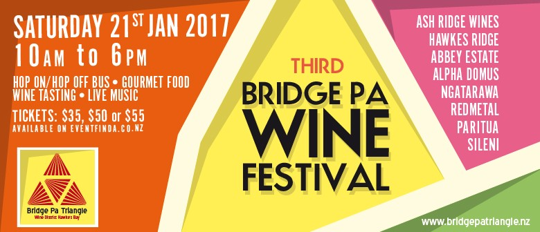 Bridge Pa Wine Festival 2017