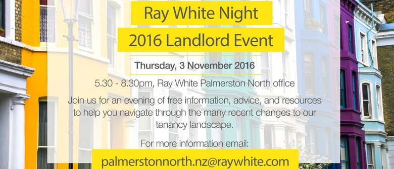 Landlord Information Night