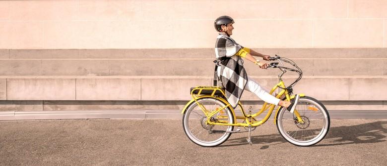 Ride an E-bike With Mercury