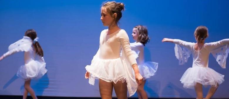 Intermediate Ballet 7-11 Years