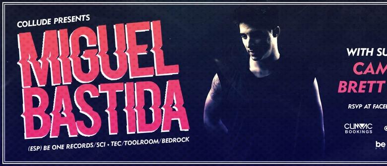 Miguel Bastida (ESP) (Be One Records, Sci+Tec & Toolroom)