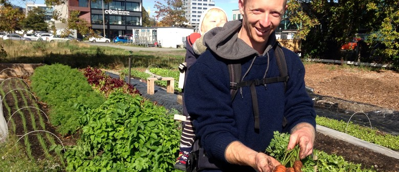 FESTA 2016: Urban Farm Open Day & Home Garden Workshop