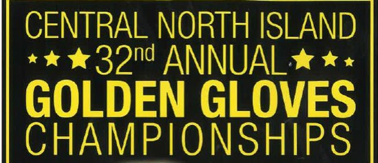 32nd Annual Central North Island Golden Gloves Championships