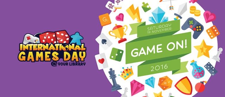 International Games Day