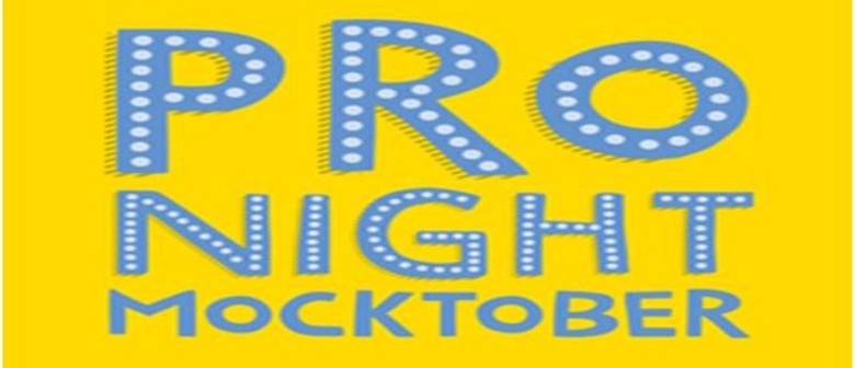 Mocktober Thursday Pro Night: Premium Comedy