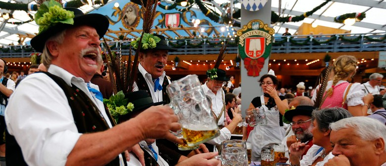 Bavarian Christmas Party 2016