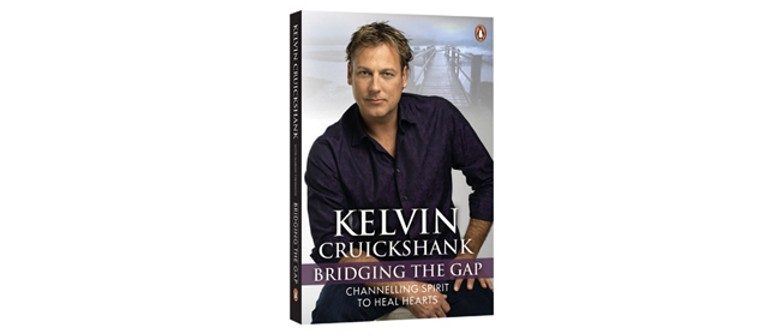 Kelvin Cruickshank Book Tour