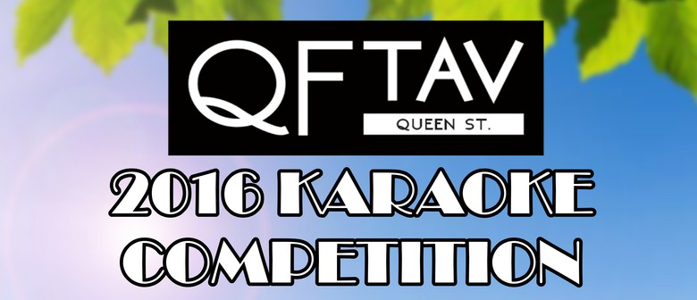 QF Tav Karaoke Competition 2016 Final Heat