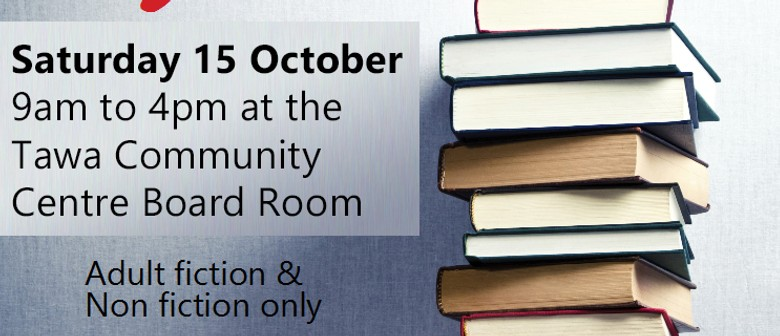 Adult Fiction and Non Fiction Book Sale