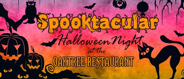 Spooktacular Halloween Evening