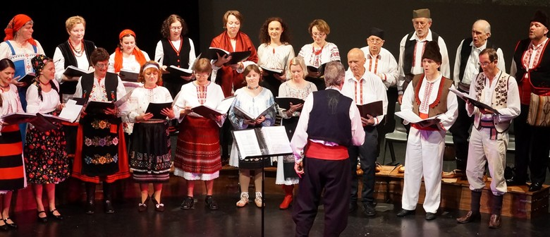 Celebrating the Balkan Spirit In Song and Dance