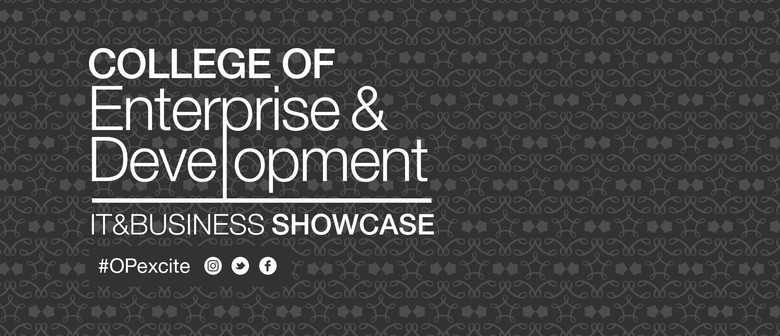 College of Enterprise and Development Showcase