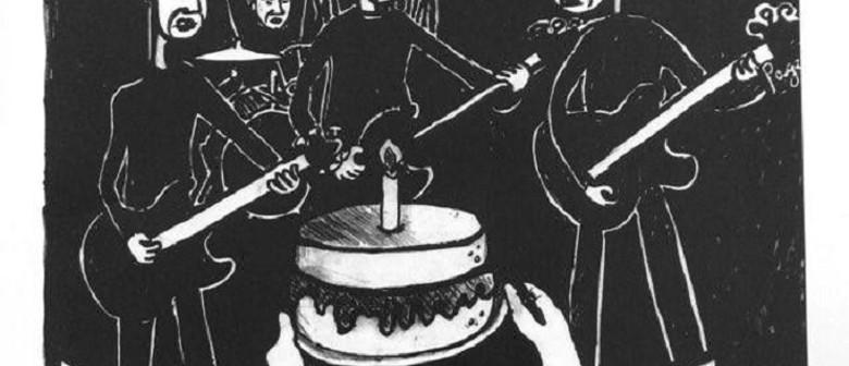 HUM (Hamilton Underground Music) Birthday Party