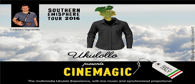 Cinemagic with Ukulollo
