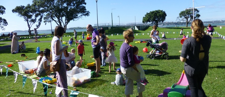 Summer Fun Preschool Play - Devonport