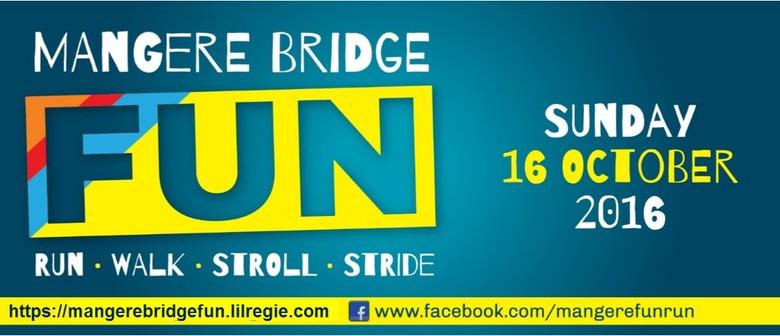 Mangere Bridge Fun Run, Walk, Stroll and Stride