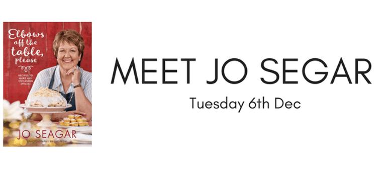 Meet Jo Segar
