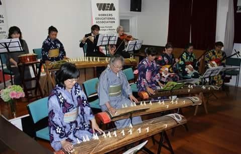 Koyukai a Recital of Traditional Japanese Music - Christchurch