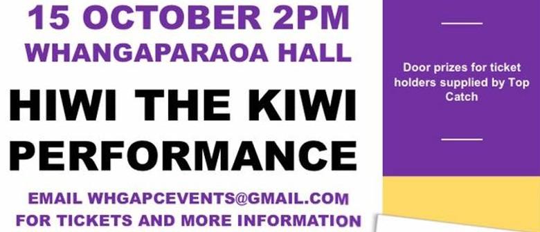 Hiwi the Kiwi